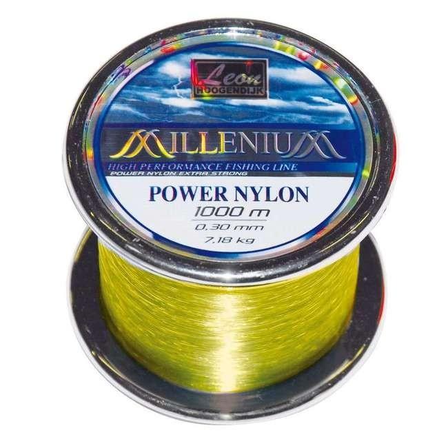 Hoogendijk-millenium-power-nylon-yellow